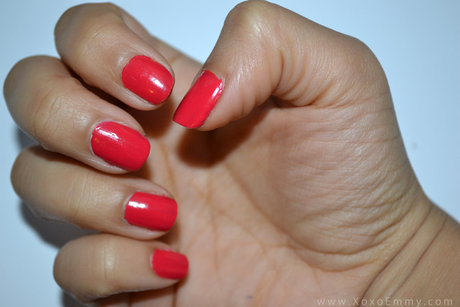 Dior Lucky 659 Nail Polish Review Xoxo Emmy