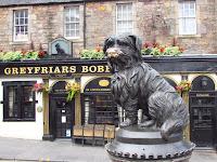 Bobby. Greyfriars Kirkyard. Edimburgo. Edinburgh. Dùn Èideann. Édimbourg. Escocia. Scotland. Alba. Écosse. Cementerio