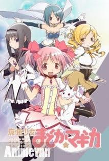 Mahou Shoujo Madoka Magica - Puella Magi Madoka Magica 2011 Poster