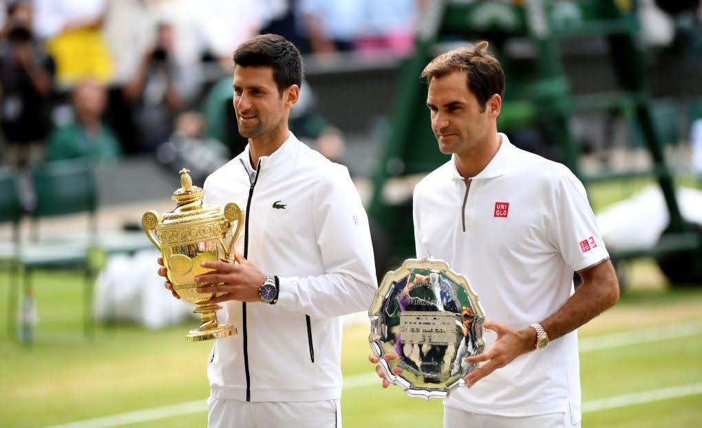 Epica Finale Wimbledon: Djokovic Campione, Federer si arrende dopo 5 ore di gioco.