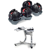 Bowflex SelectTech Dumbell Stand, image