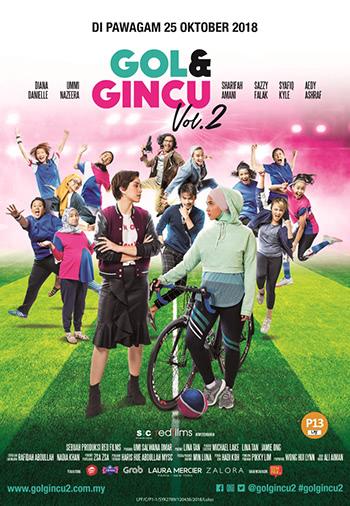 Gol Gincu Vol 2