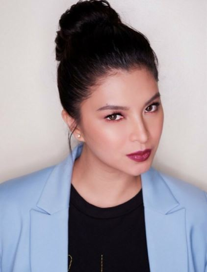 Angel Locsin Nailed Her High Bun! She's Stunning!