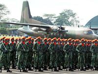 Penerimaan Tamtama PK TNI AU Gel I TA 2018