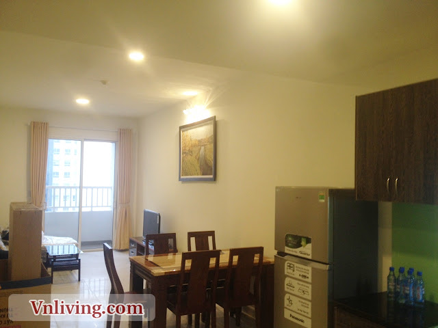 Block A Lexington Residence apartment 2 bedrooms for rent swimming pool view