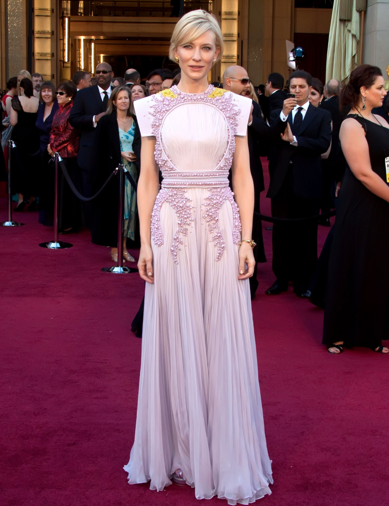 cate blanchett, givenchy, style icon