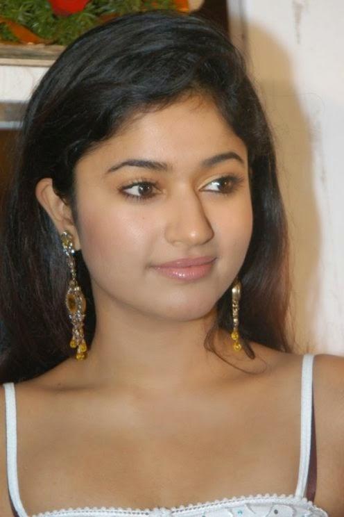 Poonam Bajwa White Dress Angel  Poonam Bajwa Beautiful -2706