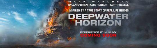 Deepwater Horizon (2016) Banner