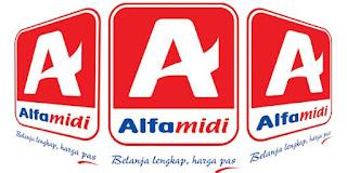 Informasi Lowongan Kerja 2018 di Alfamidi (PT Midi Utama Indonesia Tbk) Terbaru