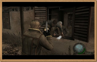 Resident Evil 4 Games Screenshots