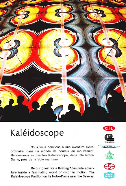 Kaleidoscope at Expo 67