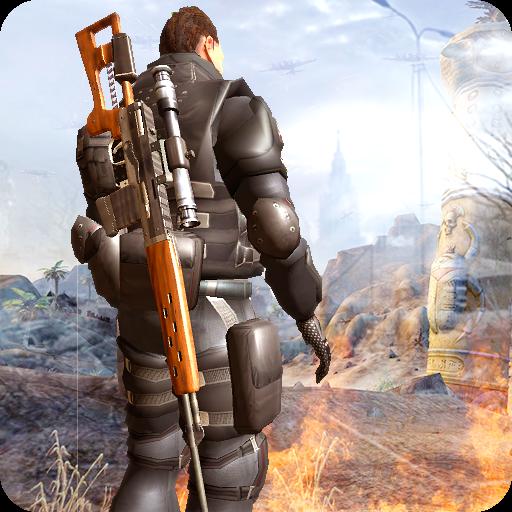 تحميل لعبه قناص شبح الكوماندوز المحارب - Sniper Ghost Commando Warrior – Jungle Survival مهكره اخر اصدار