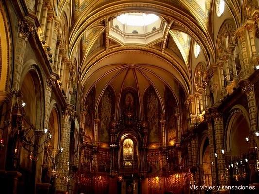 Monasterio de Santa María de Montserrat, Cataluña
