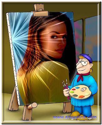 Домашняя Фотостудия 11.0 - Пример открытки