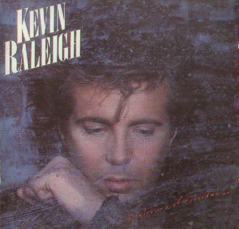 Kevin Raleigh Delusions of grandeur 1989 aor melodic rock