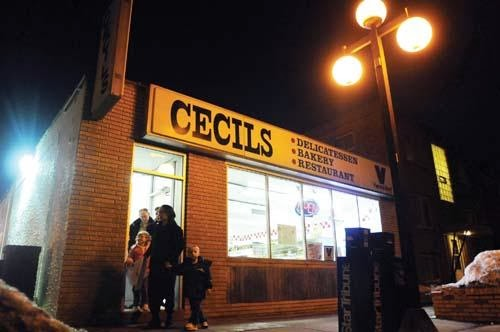 Cecil's Deli in St. Paul