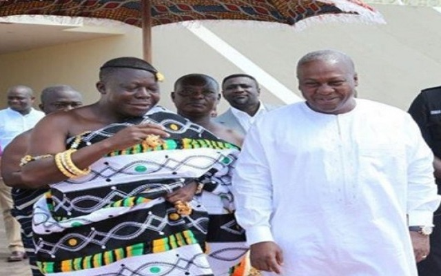 Ghana's 1992 Constitution Makes Mahama Ford gift a problem