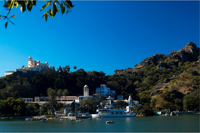 Nakki Lake - the hill station of Mount Abu in Aravalli range