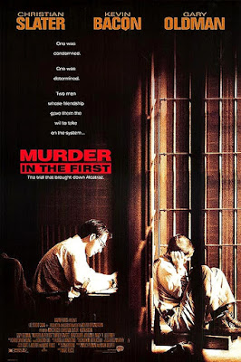 Murder in the First Poster