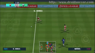 Download PES 2018 LATINO ISO PSP Android
