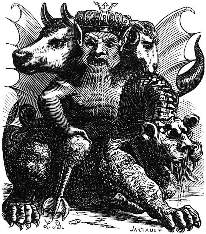 Legend of Asmodeus
