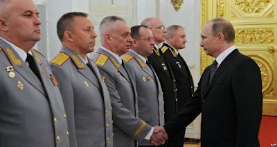 عاجل الان: بوتن يعقد اجتماع طارئ للرد على كلام اردوغان !