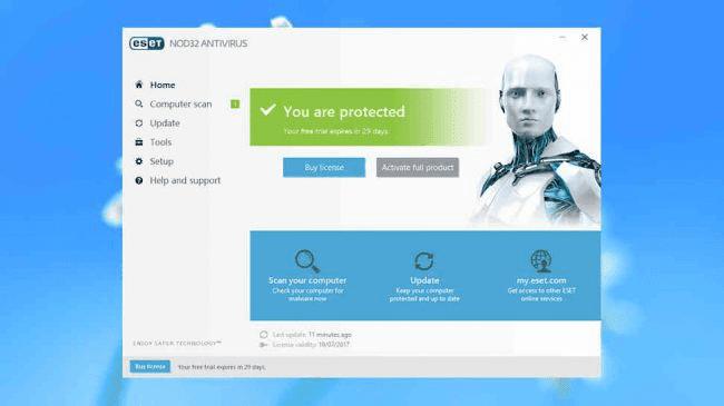 antivirus terbaik 2018