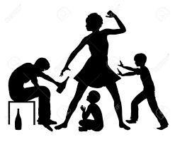 Resultado de imagen para violencia familiar en +  el bolson