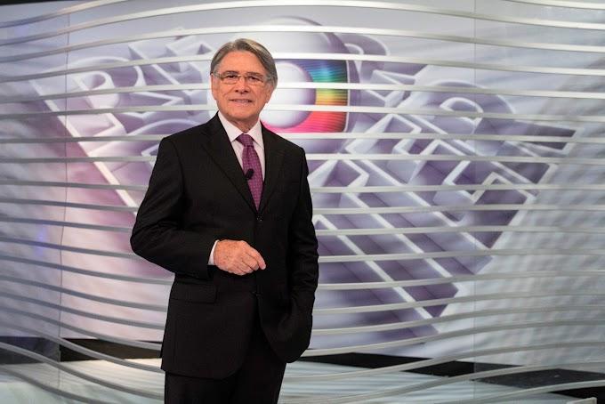 Sérgio Chapelin deixa o globo repórter