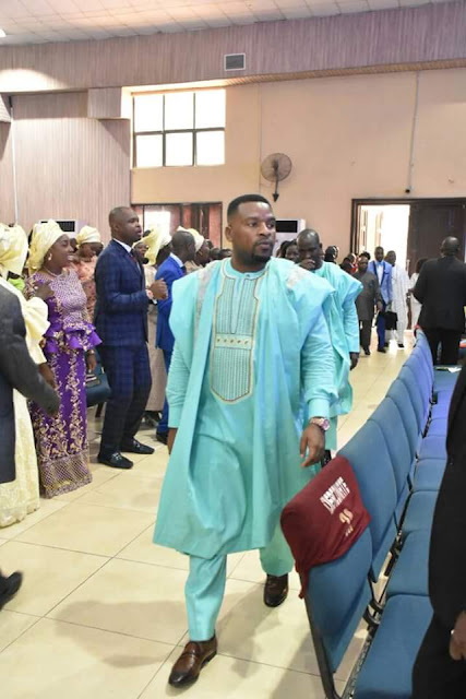 Photos: Check out Bishop Oyedopo