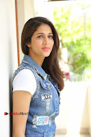 Telugu Actress Lavanya Tripathi Latest Pos in Denim Jeans and Jacket  0123.JPG