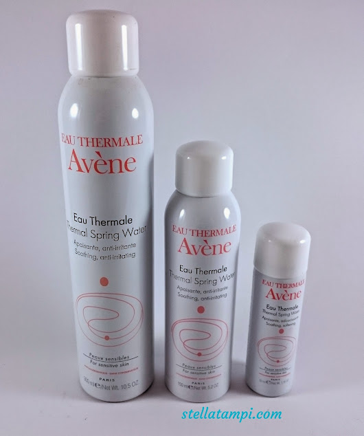 Review: Avène Thermal Spring Water