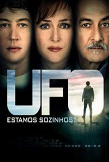 UFO: Estamos Sozinhos? - HDRip Dual Áudio