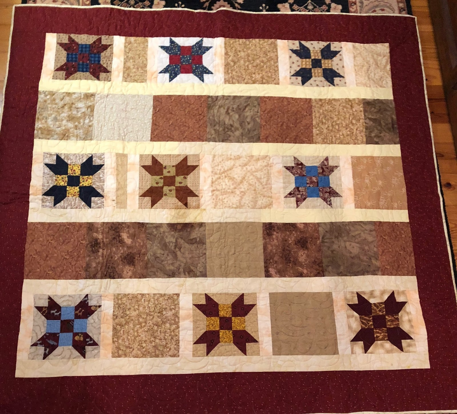 pieceful mountain quilters