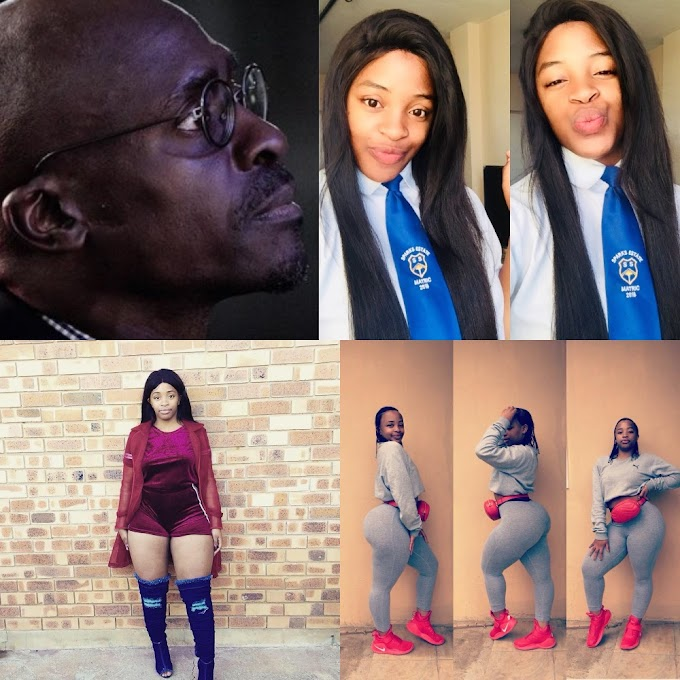 Pictures of Cindy Makhathini that drove the minister 'Malusi Gigaba' crazy and sent videos to her