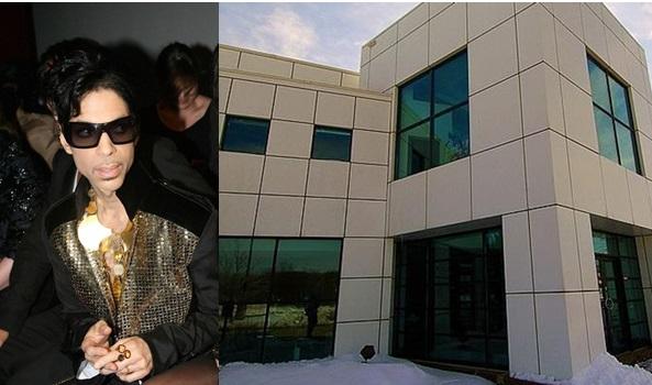 Morre o astro Prince: Homem anônimo liga para 911 da mansão do cantor