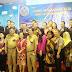 Hadiri Ibadah Raya HUT Ke-66 GMIBM, OD-SK Serahkan Bantuan