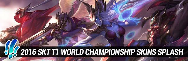Surrender At 20 2016 Skt T1 World Championship Skins Splash