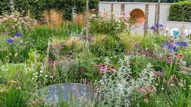 'At One' o cómo diseñar un jardín atractivo para las personas y la fauna silvestre