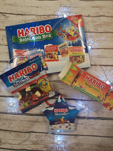 Haribo festive treats