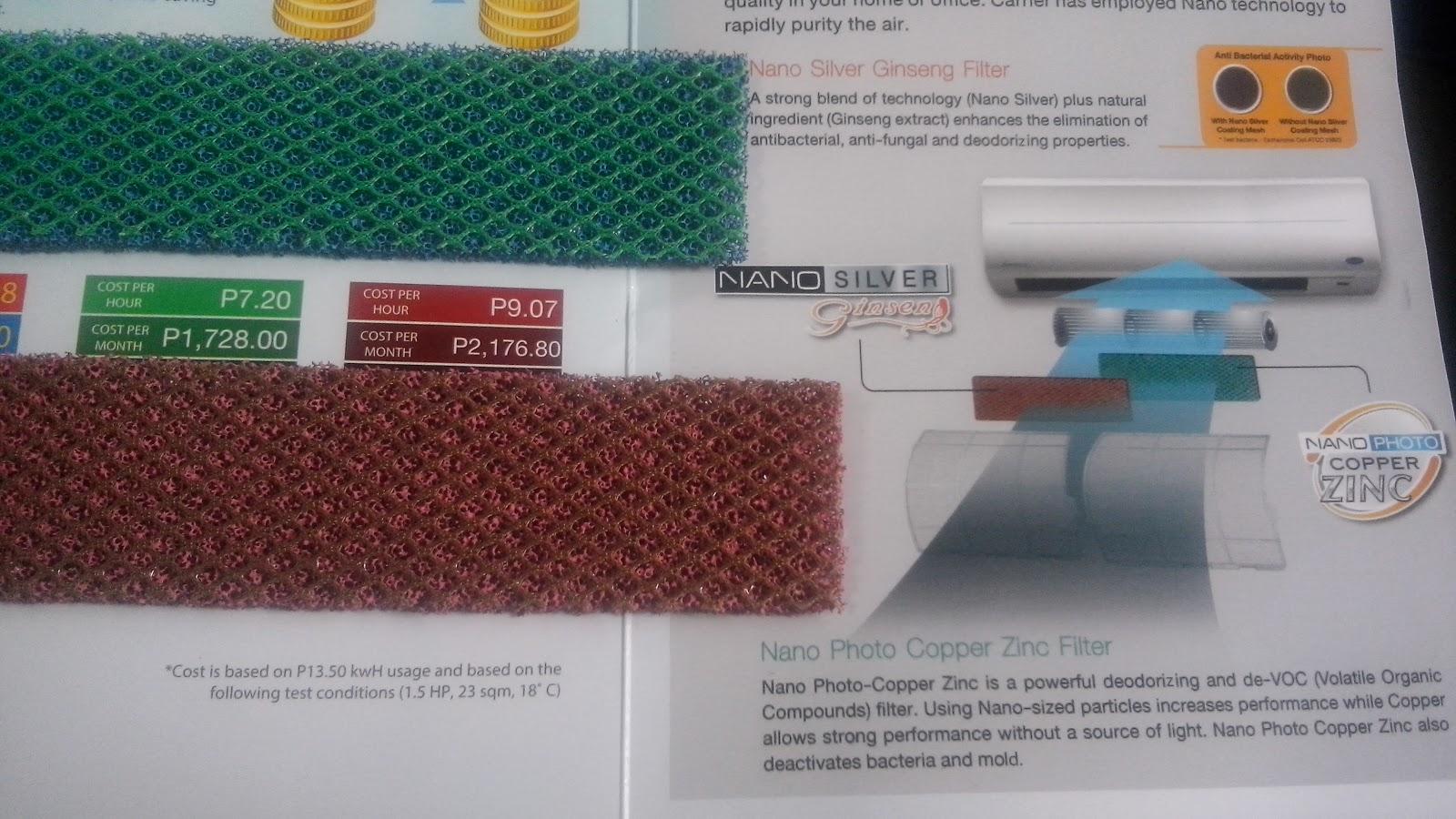 pisceanrat: Carrier Split Type Inverter XPower Gold Aircon Review #206149