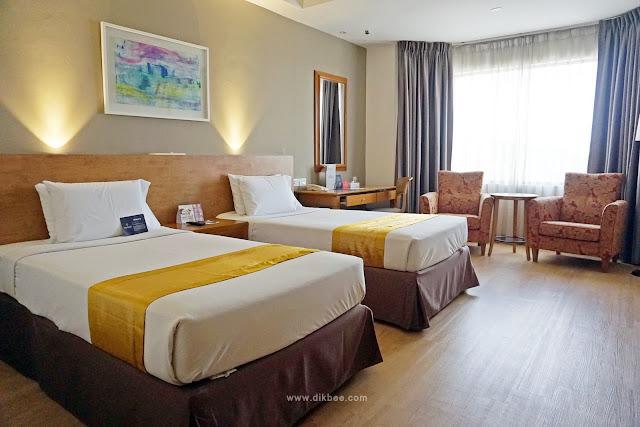 Pengalaman Staycation Di The Pearl Kuala Lumpur