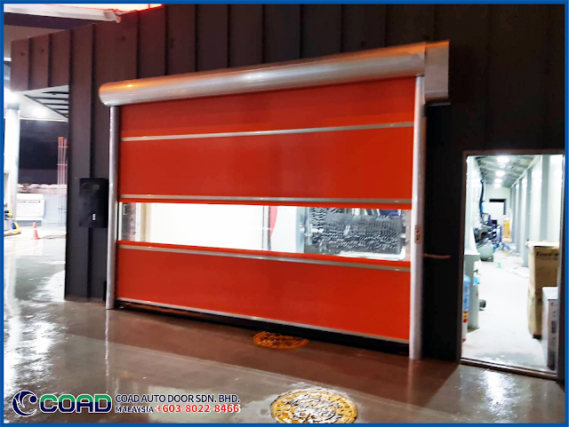 COAD, COAD Malaysia, High Speed Door, INDONESIA, INDUSTRIAL DOOR, JAPAN, KOREA, MALAYSIA, Pintu Berkelajuan, pintu high speed door, pintu rapid door, RAPID DOOR, THAILAND, VIETNAM, シート製高速シャッター,