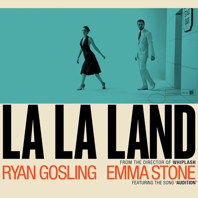 La La Land avec Ryan Gosling et Emma Stone