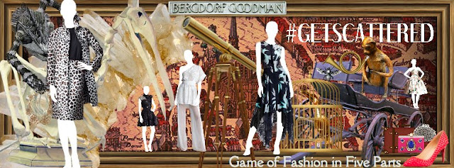 Game of Fashion in Five Parts, Scatter My Ashes at Bergdorf's, NYC