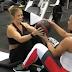 [Vídeo] Gracyanne Barbosa e Alice Matos treinando abdominais em dupla