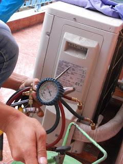 Nạp gas máy lạnh tại Hà Nội