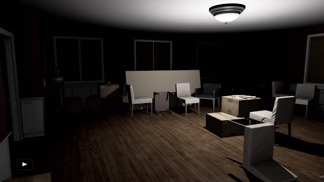 jump scare horror game
