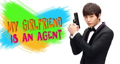 Sinopsis Drama Korea My Girlfriend Is an Agent