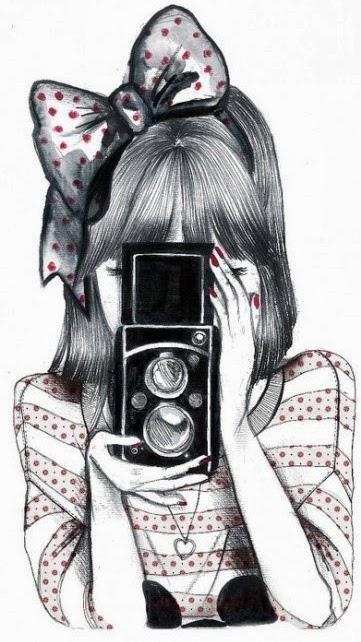 Desenhos Das Meninas Mori Como Desenhar Uma Camera Fotografica